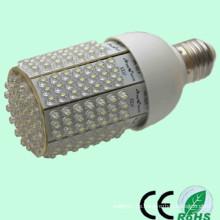 2013 Alibaba Top-Verkauf CE & RoHs genehmigt e27 100-240v 110v 220v 230v 12-24v 12 / 24v 24v 10w 201 LEDs führte Solarlicht für zu Hause