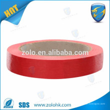 red High Temperature Resistant pet paper tape for spray paint