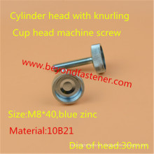 Knurling Head Screw