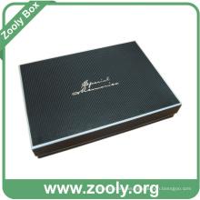 Álbum de fotos de bodas grandes caja de embalaje de papel
