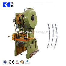 Machine galvanisée de fil de fer barbelé de rasoir de concertina