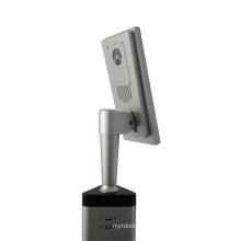 Panel de control de acceso a la cara de detección de temperatura infrarroja