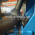 CNC dish flanging machine(bending machine for tanks)