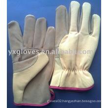 Leather Glove- Working Glove-Cheap Glove-Labor Glove