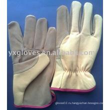 Кожаная перчатка - рабочая перчатка - перчатка-перчатка