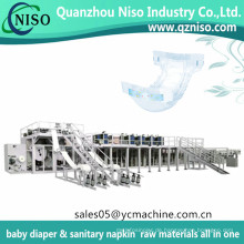 Mamypoko Snug und Dry Ultra Leakguards über Nacht Baby Windeln Maschine