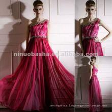NY-2526 Misses Designer lange rote Party Kleider