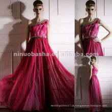 NY-2526 Misses Designer Long Red Party Dresses