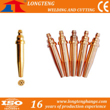 G02 Cutting Nozzle Tip, Best Cutting Nozzle for Small Gantry Plasma Cutting Machine