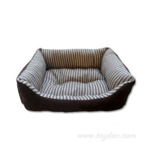 autumn soft square pet bed
