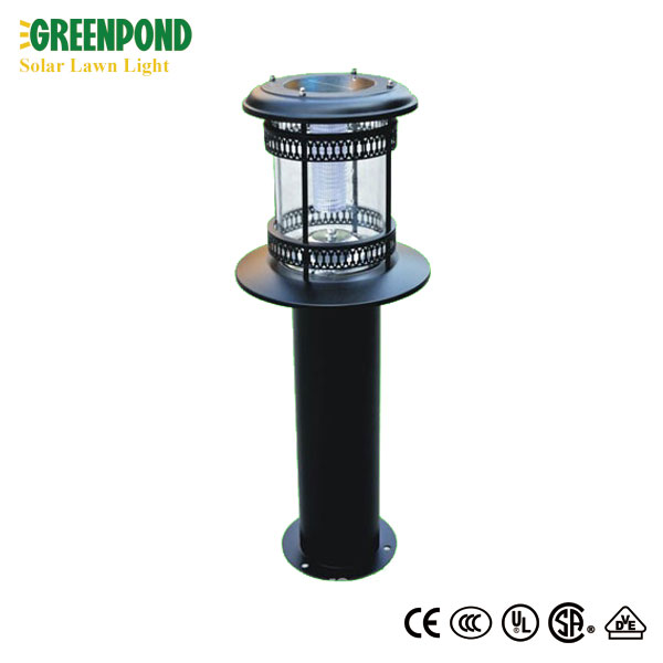 Aluminum Stainless Steel Solar Lawn Light