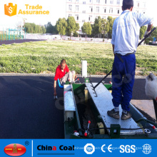 1.5M Sports Surface Running Track Paving Machine