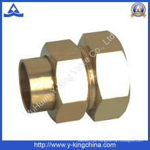 Stright de bronze para Muliayer Pipe Fitting (YD-6014)