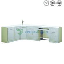 Yszh15 Hospital Furniture Corner Cabinet Medical Equipment