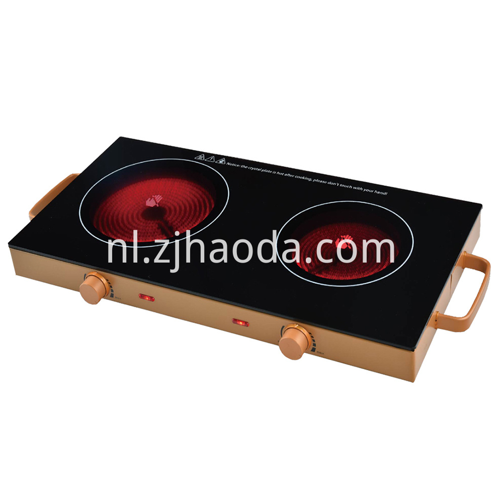 electric infrared ceramic cooker