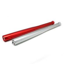 Linterna autodefensiva de alta potencia del bate de béisbol de mano