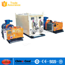 mining hydraulic prop power supply machine with anti-explsoion motor