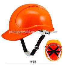 Casco de seguridad / sombrero con calidad aprobada CE EN397