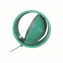 Clapet anti-retour de conduit (rond, carré)