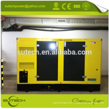 Factory sale price and silent type 60kva generator uses original Deepsea control panel