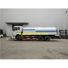 15cbm 6x4 Dongfeng Water Spray Trucks