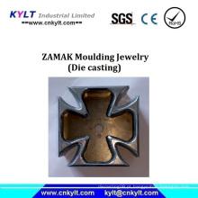 Parte da decoração da injeção da liga do zinco