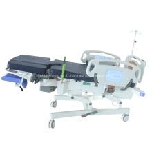Lit d'hôpital électrique haut de gamme LDRP