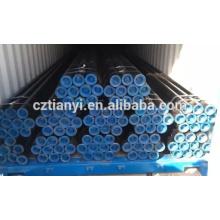 ASTM A106 Gr.B Большой диаметр углеродистой бесшовной стальной трубы из Китая