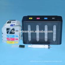 système d'alimentation en encre continu ciss 10 11 pour Designjet 100 110 Série 1100 1000 pour hp 10 ciss