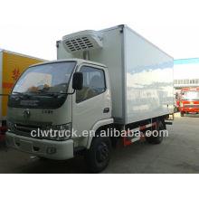 Mejor Precio Dongfeng refrigerado camiones pequeños en Libia