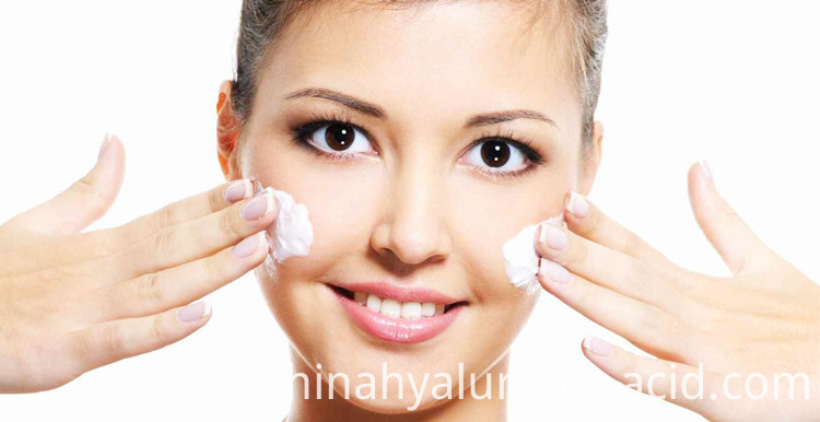 Skin care Sodium Hyaluronate