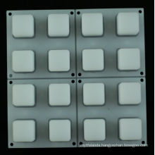 Silicone Keypad with Competitive Price and High Quality.