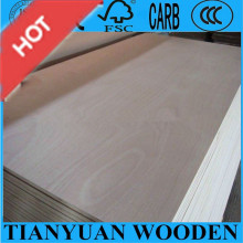 4X8′ Cheap Bintangor Commercial Plywood