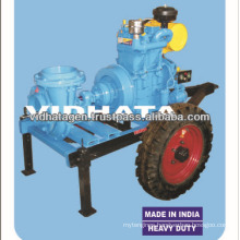 DIESEL ENGINE DRIVEN WATER PUMPSET 6 INCH, 100 LITS PER SEC