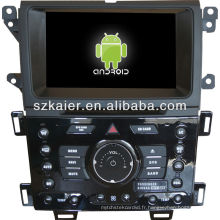 Lecteur DVD de voiture pour système Android FORD Edge