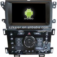 автомобильный DVD-плеер для системы андроид Форд Эдж