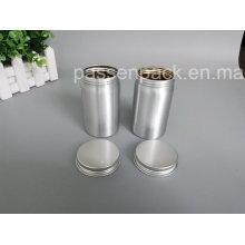 Sonderanfertigung Aluminium Lebensmittelverpackung Dose mit Schraubdeckel (PPC-AC-051)