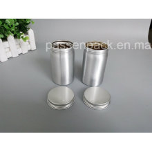 Alumínio feito sob encomenda do alimento que empacota pode com tampa do parafuso (PPC-AC-051)