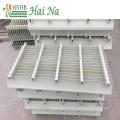Easy Maintenance Cooling Tower Demister Drift Eliminator Vane Mist Eliminator