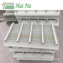 Easy Maintenance Cooling Tower Demister Drift Eliminator Vane Mist Eliminator