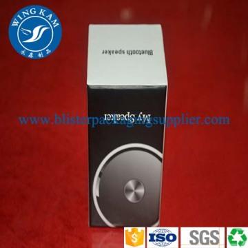 Bluetooth Speaker Luxury Paper Box Packaging