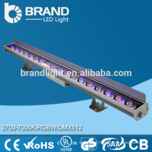 Hot Sales IP67 DC24V 24W RGB LED Wall Washer, CE RoHS approuvé