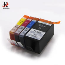 KingTech Top Selling 920XL 920   Color Cartridge Ink Compatible for Laser Printer
