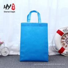 Faltbare tragbare nicht gewebte Einkaufstasche