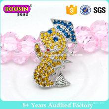 Fancy Glaring Strass Cristal Broche Pin
