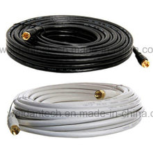 30 FT Dual Shielded Rg59 Digital Satellite TV Coaxial Cable