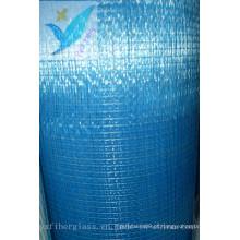 2.5 * 2.5 10mm * 10mm 110g Rede de fibra de vidro de reforço de mármore