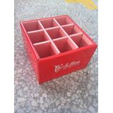 Retail Red Top Cardboard Counter Display Box With Customer Graphic Prining For Promotion