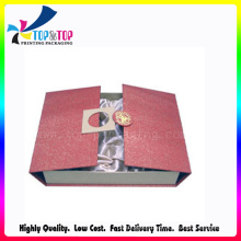 Creative Paper Packing Boxes with Lock for Gifts