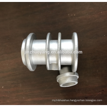 baoding casting factory carbon steel lost wax casting part
